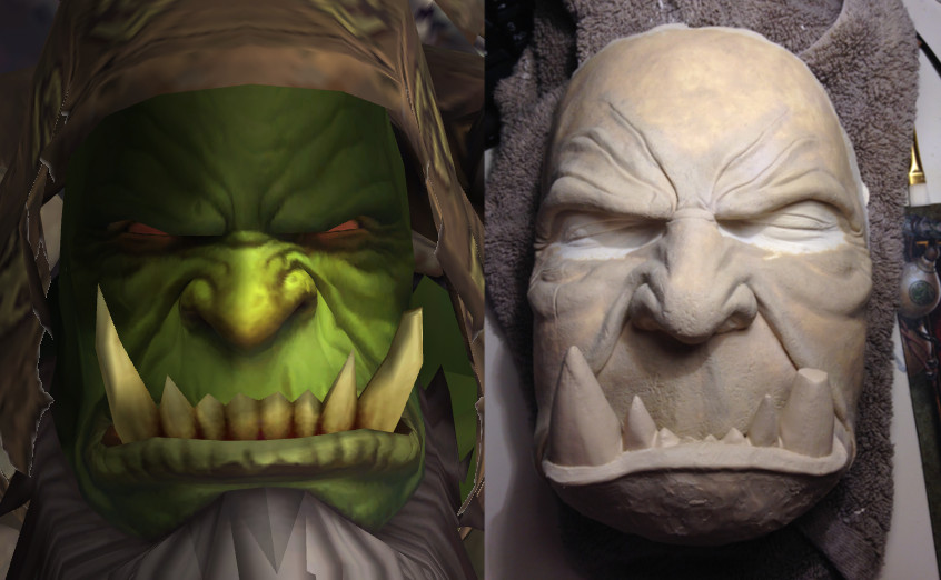 Gul'dan side by side comparison